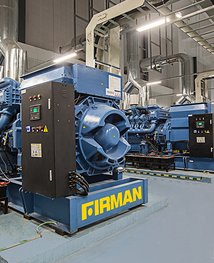 Power Generating Equipment